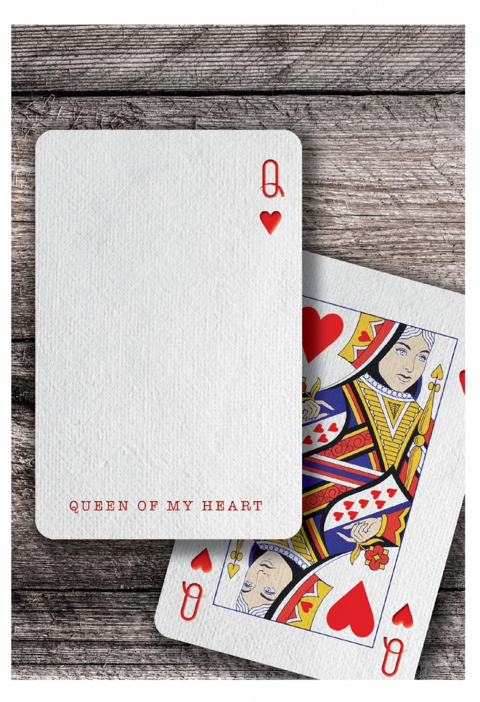 Valentines Day Card Queen Download Free