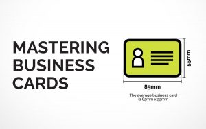 Mastering Business Cards