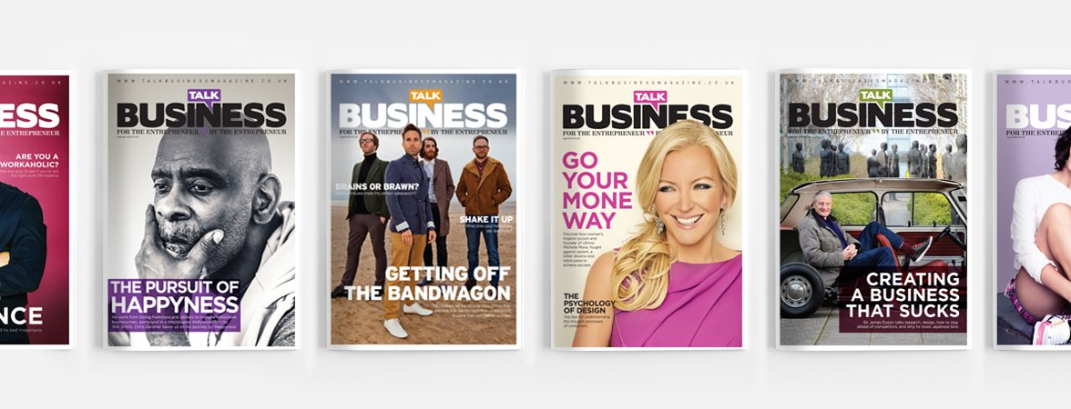 Talk Business Magazines