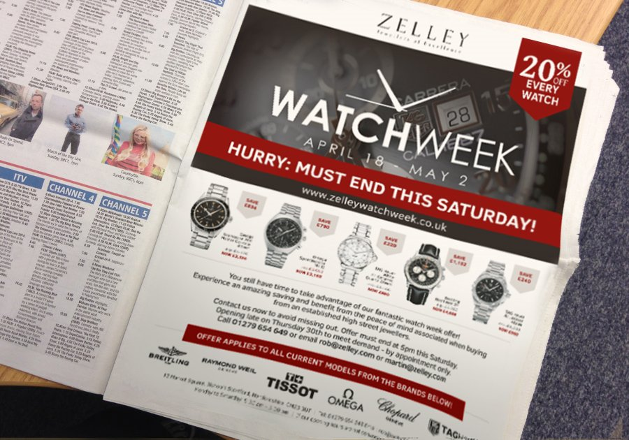 Watchweek Zelley